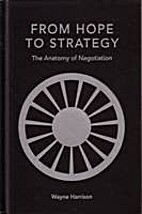 From hope to strategy : the anatomy of…