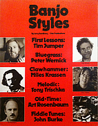 Banjo Styles by Larry Sandberg