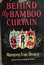 Behind the bamboo curtain : a Westerner…