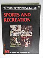 Videotape Disk Sport by 826 National