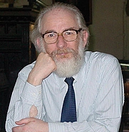 Author photo. David Crystal. Photo courtesy University of Salford Press Office.