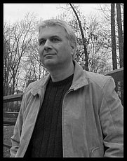 Author photo. T. Rafael Cimino. (Courtesy, Diligent Creative Management)