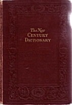 The new century dictionary of the English…
