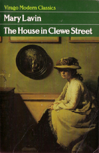 House In Clewe Street (VMC) by Mary Lavin