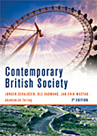 CONTEMPORARY BRITISH SOCIETY by J²RGEN…