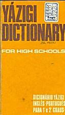 Dicionário Yázigi inglês português para…