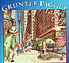 Gruntle Piggle Takes Off by Jean Little