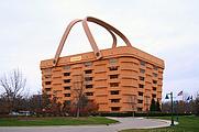 Author photo. Longaberger Headquarters, Newark, Ohio, USA<br>  Derek Jensen