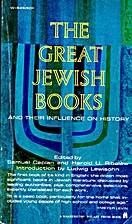 The great Jewish books and their influence…
