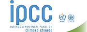 Author photo. Logo of the IPCC