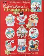Christmas Ornaments 78 Cross Stitch Designs…