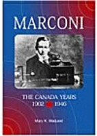 Whisper in the Air: Marconi, The Canada…