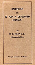 Darwinism, or, Is Man a Developed Monkey? by…