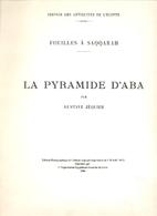 La Pyramide d'Aba by Gustave Jéquier