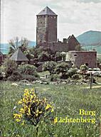 Burg Lichtenberg by Landkreis Kusel (Hrsg.)