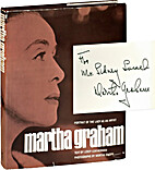 Martha Graham; portrait of the lady as an…