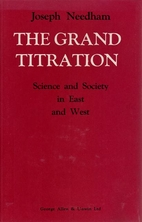 Grand Titration: Science and Society in East…