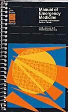 Manual of Emergency Medicine Edition…