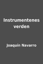 Instrumentenes verden by Joaquín Navarro
