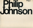 Architecture 1949-1965 by Philip Johnson