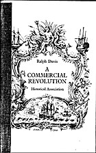 Commercial Revolution by Ralph Davis