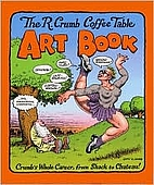 The R. Crumb Coffee Table Art Book (Kitchen…