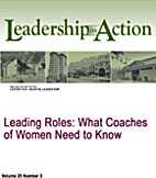 Leading Roles: What Coaches of Women Need to…