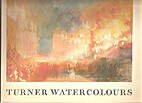 Turner Watercolours in the Tate Gallery by…