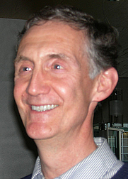 Author photo. Photo by Joe Mabel (Wikimedia Commons)