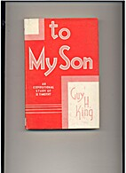 To My Son (An Expositional Study of II…