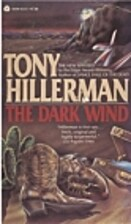 Dark Wind by Tony Hillerman