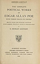 The Complete Poetical Works of Edgar Allan…