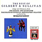 Best of Gilbert and Sullivan by Gilbert and…