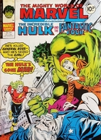 The Mighty World of Marvel # 327