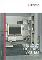 Hafele: The Look Lighting System by HAFELE
