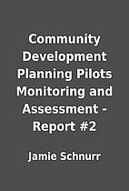 Community Development Planning Pilots…