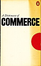 The Penguin Dictionary of Commerce…
