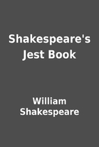 Shakespeare's Jest Book by William…