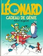 Léonard, tome 22 : Un cadeau de…
