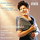 Orchestral Songs by Strauss