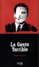 The Terrible People by Edgar Wallace