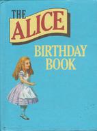 Alice Birthday Book by Rh Value Publishing