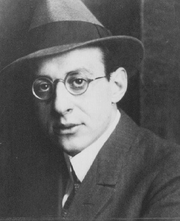Author photo. Friedrich Salomon (Fritz) Perls (1893 – 1970) circa 1923 (Uncredited photograph from Wikipedia. Source: <a href=&quot;http://gestaltnsk1.narod.ru/photos.htm&quot; rel=&quot;nofollow&quot; target=&quot;_top&quot;>http://gestaltnsk1.narod.ru/photos.htm</a>)