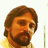 Author photo. Omar S. Castañeda (1954-1997)