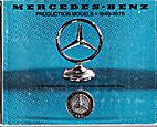 Mercedes-Benz production models, 1946-1975:…