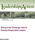 Rising to the Challenge: How to Develop…