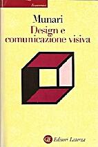 Design e comunicazione visiva: Contributo a…