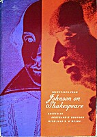 Selections from Johnson on Shakespeare by…