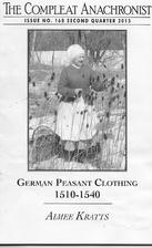 German Peasant Clothing 1510 - 1540 by Aimee…