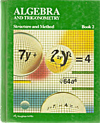 Algebra and Trigonometry Book 2 by Mary P.…